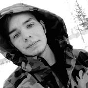 Дима, 19, г.Чара