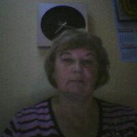 Inna, 72 года, Рак, Киев