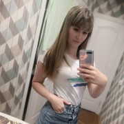 Анастасия Вьюшина, 21, г.Волжский (Волгоградская обл.)