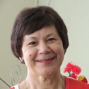 Анфиса, 62, г.Белоярский (Тюменская обл.)