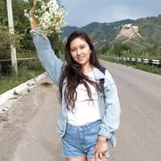 Диана, 22, г.Алматы́