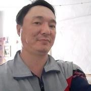 Чингис Сергеевич 45 Кызыл