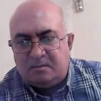 АШОТ, 58 лет, Овен, Москва