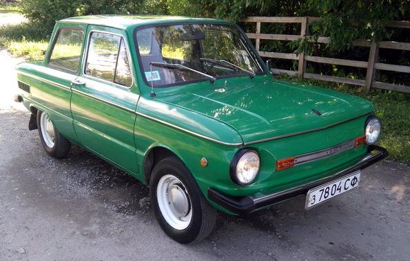 ЗАЗ - 968 м