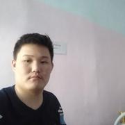 Буянто, 17, г.Улан-Удэ