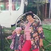 Валентина, 57, г.Белая Глина