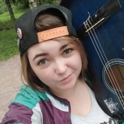 Вероника, 24, г.Санкт-Петербург