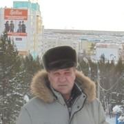 витя, 61, г.Ноябрьск