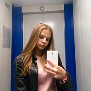 Анастасия, 18, г.Зеленогорск (Красноярский край)