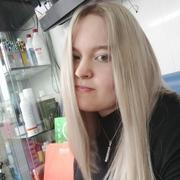 Стефания Власова, 19, г.Шелехов