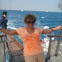 Людмила, 63 года, Козерог, Одесса