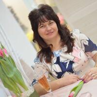 Людмила, 45 лет, Козерог, Черкассы