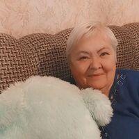 Роза, 71 год, Скорпион, Ташкент