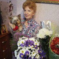 валентина, 76 лет, Стрелец, Усмань