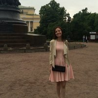 Алина, 28 лет, Рак, Санкт-Петербург