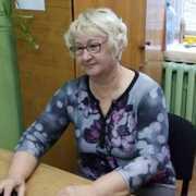 Надежда Кошелева 60 Новосибирск