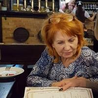 Люда, 59 лет, Овен, Тель-Авив-Яффа