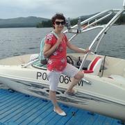 Галина, 57 лет, Лев