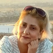Ануш 50 лет (Скорпион) Ереван