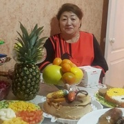 Галия Акылбаева 65 Астана