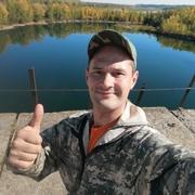 Андрей Попов, 36, г.Березовский (Кемеровская обл.)