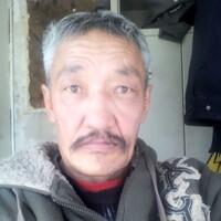 Баярто, 61 год, Овен, Улан-Удэ
