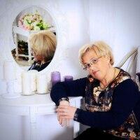 елена, 58 лет, Козерог, Санкт-Петербург