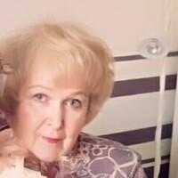 галина, 69 лет, Телец, Москва