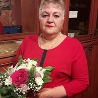 Валентина, 65 лет, Скорпион, Воронеж