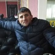 Аслан Тетроев 33 Есик
