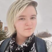 Виктория, 16, г.Усть-Илимск