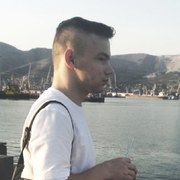 Владимир Лунев, 20, г.Новороссийск