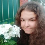 Екатерина Стреженова 19 лет (Лев) Москва