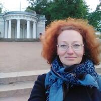 Екатерина Кузнецова, 46 лет, Овен, Санкт-Петербург